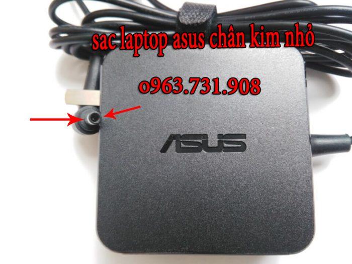 sạc-laptop-Asus-vuông-chân-kim-nhỏ